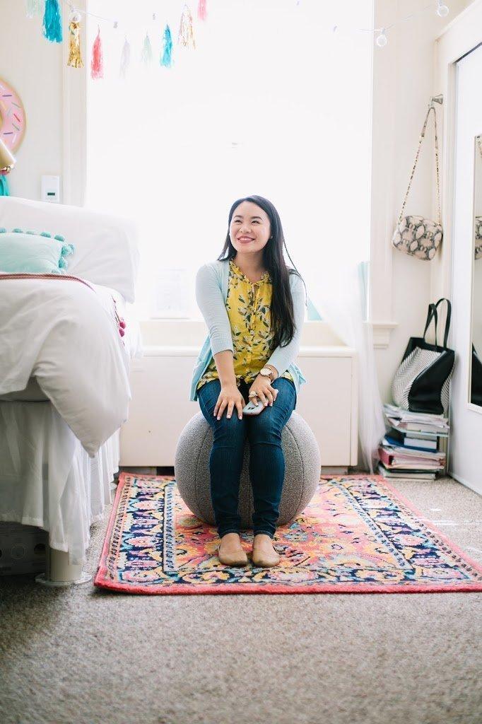 venn design bouncy chair